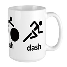 Splash Mash Dash Mug
