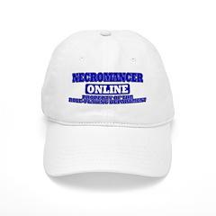 Necromancer Online Baseball Cap