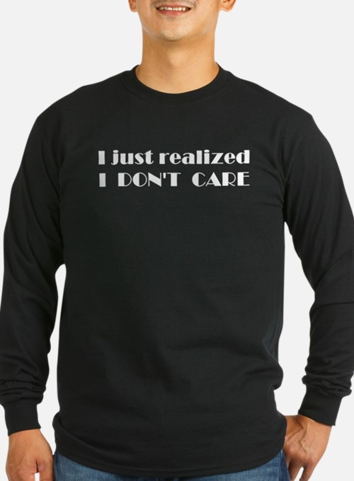 I Don't Care T