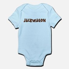 Jack Wagon Wooden Infant Bodysuit