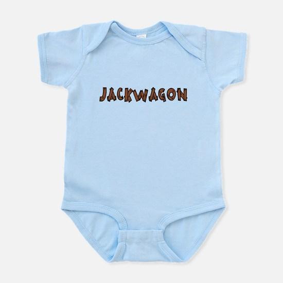 Jack Wagon Wooden Infant Bodysuit