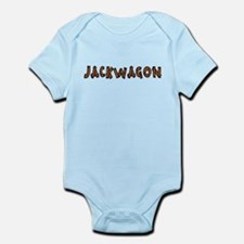 Jack Wagon Wooden Onesie