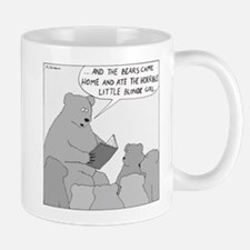Bear Story Time (No Text) Mug