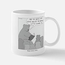 Bear Story Time Mug