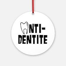 Anti-Dentite Seinfield Ornament (Round)