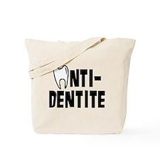 Anti-Dentite Seinfield Tote Bag