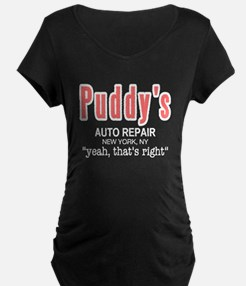 Puddy's Auto Repair Seinfield T-Shirt