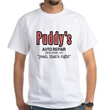 Puddy's Auto Repair Seinfield Shirt