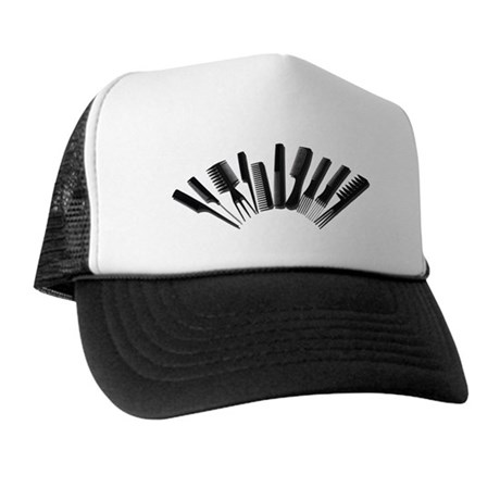 Array Combs Trucker Hat