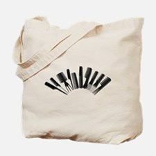 Array Combs Tote Bag