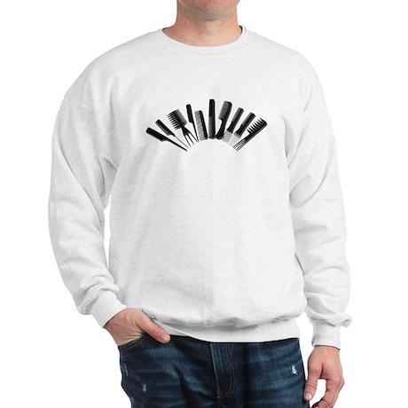 Array Combs Sweatshirt