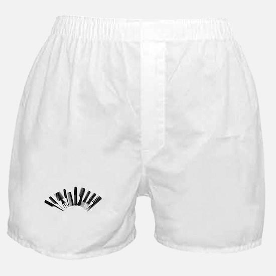 Array Combs Boxer Shorts