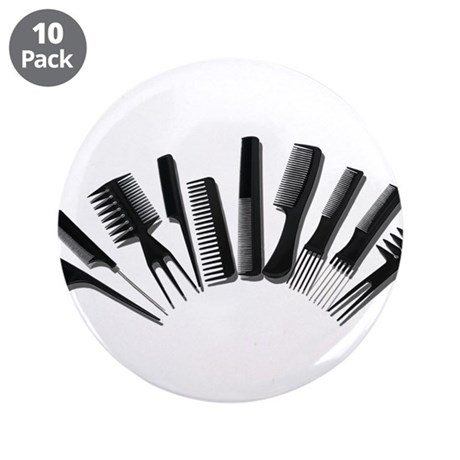 """Array Combs 3.5"""" Button (10 pack)"""