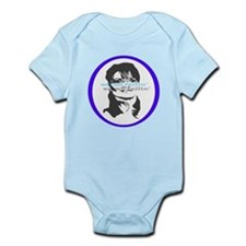 sarah palin Infant Bodysuit