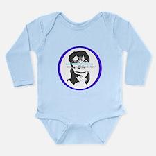 sarah palin Long Sleeve Infant Bodysuit