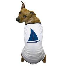 Dog Sailboat T-Shirt