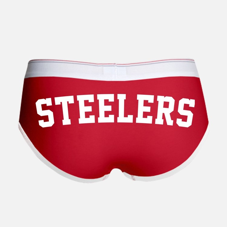 Steelers Women's Boy Brief