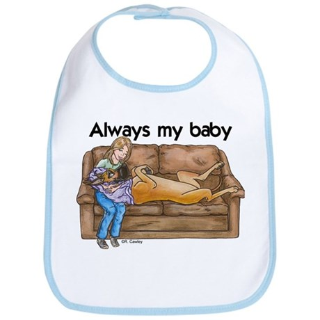 CF Always my baby Bib