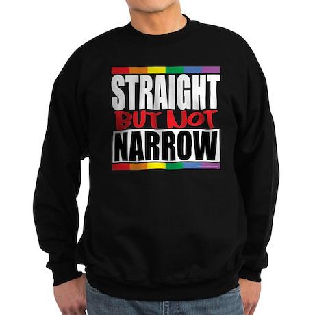 Straight But Not Narrow Sweatshirt (dark)