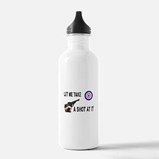 READY - AIM Water Bottle