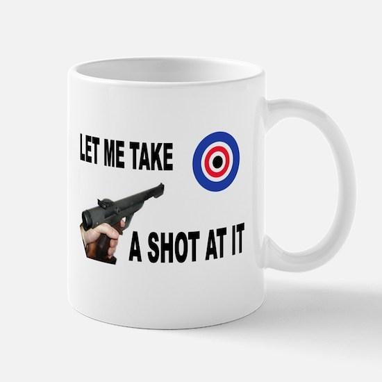 READY - AIM Mug