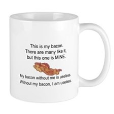 This bacon is MINE Mug