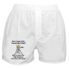 Pax Bill of Rights Boxer Shorts