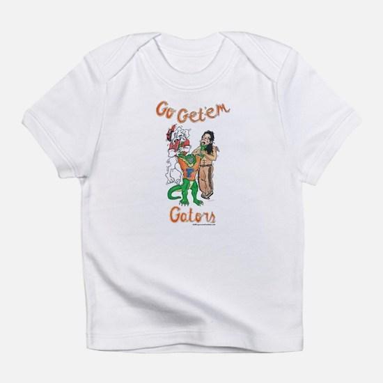 Cute Florida gators Infant T-Shirt