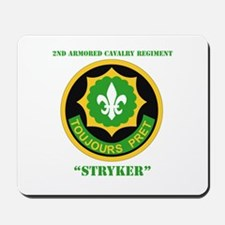 SSI - 2nd ACR(Stryker) with Text Mousepad