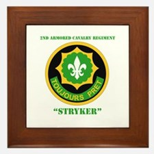 SSI - 2nd ACR(Stryker) with Text Framed Tile