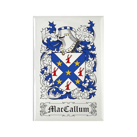 MacCallum Rectangle Magnet