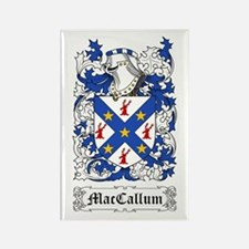 MacCallum Rectangle Magnet