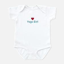 Yoga Girl - Infant Creeper