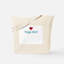 Yoga Girl - Tote Bag