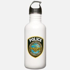 Jacksonville NAS Police Water Bottle