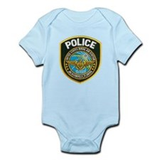 Jacksonville NAS Police Infant Bodysuit