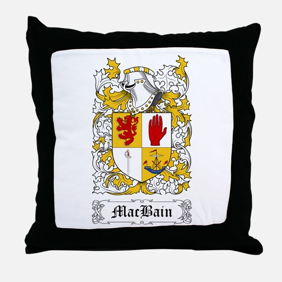 MacBain Throw Pillow
