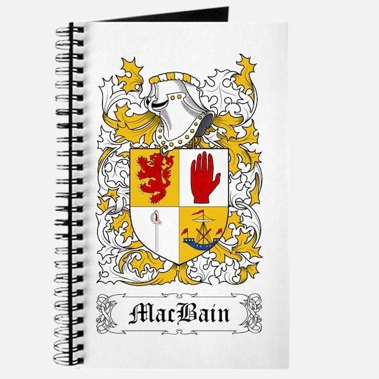 MacBain Journal