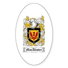 MacAlister Decal