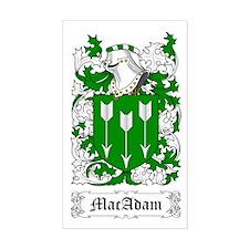 MacAdam Decal