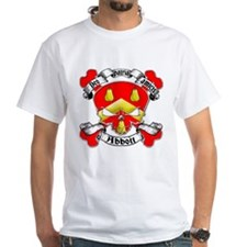 Abbott Family Crest Skull Shirt