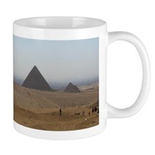 Great Pyramids at Giza Coffee Small Mug