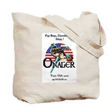 Onager Team USA tote bag