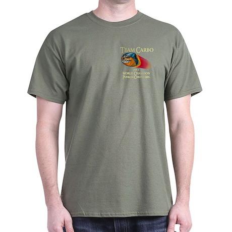 Dark Color Onager Torsion Champs 2013 T-Shirt