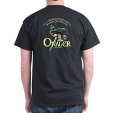 Dark Color Onager Torsion Champs 2013 T-Shirt