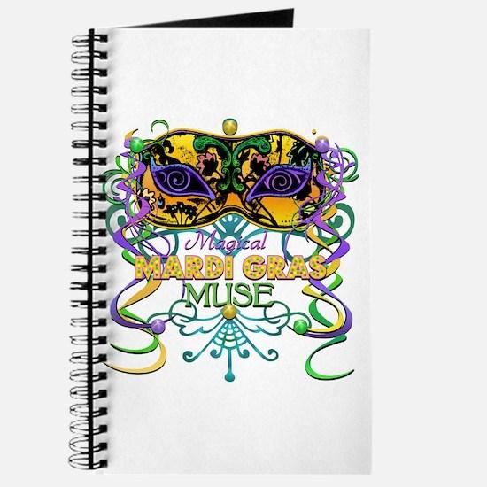 Mardi Gras Muse Journal