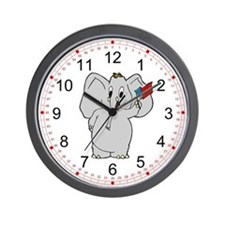 Republican Wall Clock