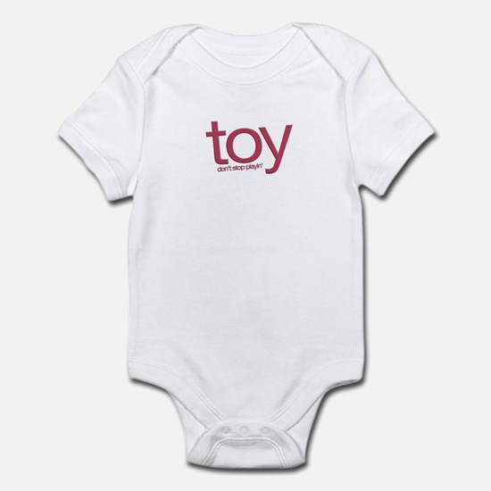 Toy Playin' Infant Bodysuit