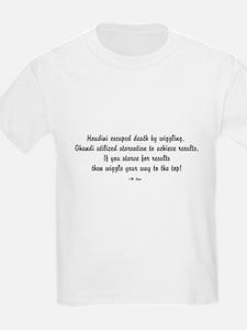 Famous J.M. Lugo Quotes T-Shirt