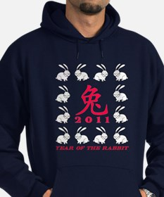 Year of the Rabbit Hoody